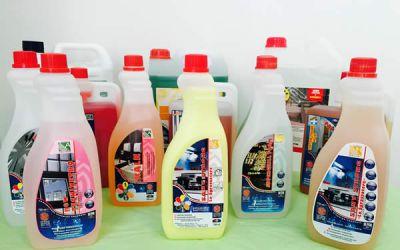 Detergenza professionale ed ecologica
